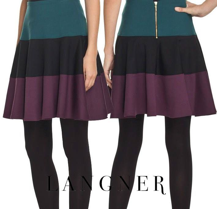 LANGNER Collection Fall/Winter 2013
