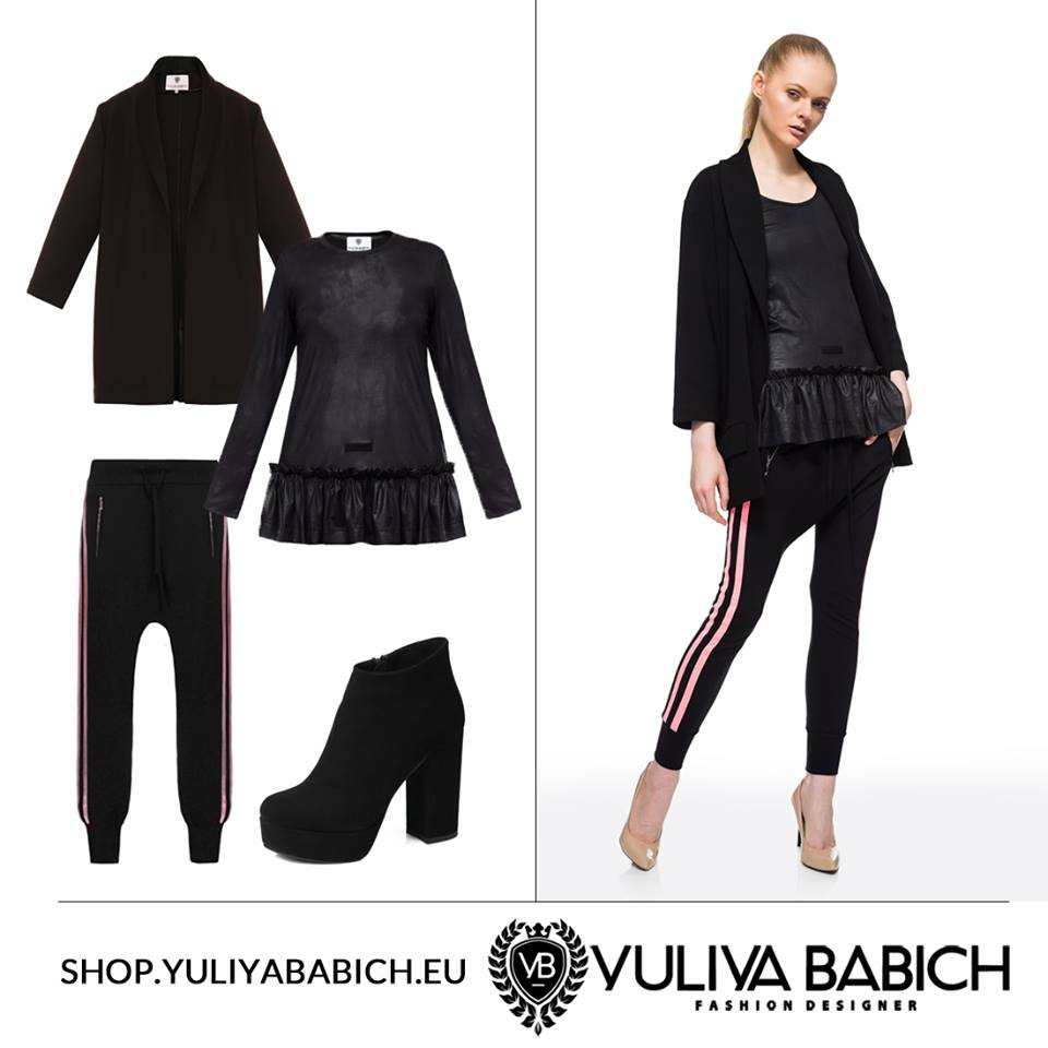 Yuliya Babich Collection Spring/Summer 2017