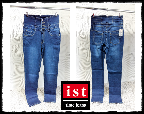 Istanbuł Time Jeans Collection  2017