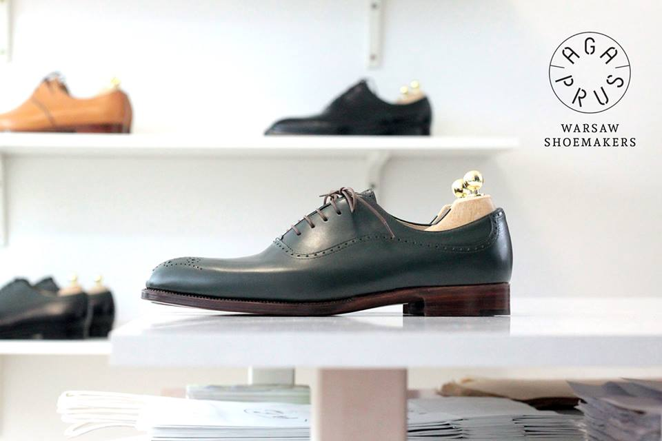 AGA PRUS handmade shoes Collection  2017