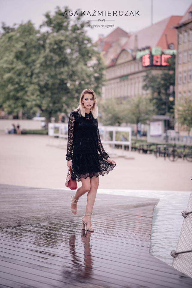 AGA KAŻMIERCZAK Collection Autumn 2017