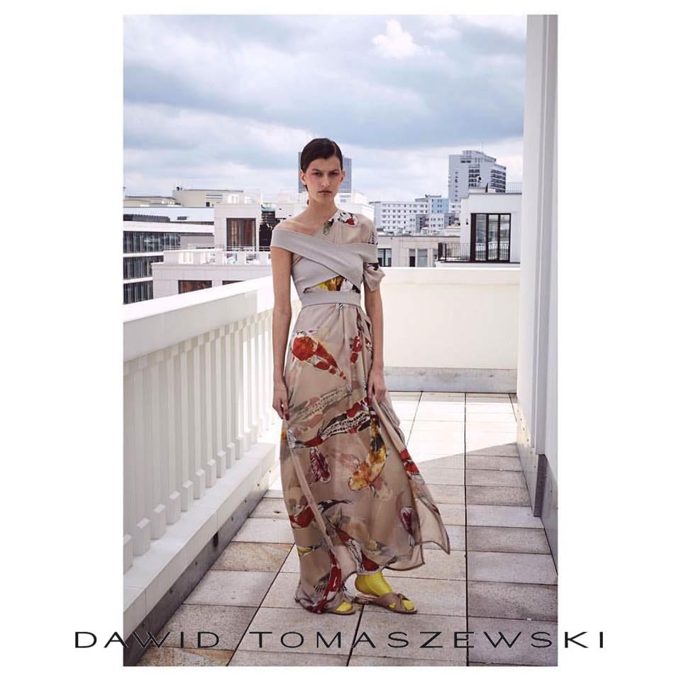 DAWID TOMASZEWSKI Collection Spring/Summer 2018