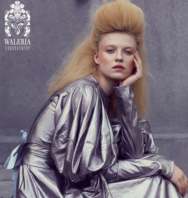 Waleria Tokarzewska -Karaszewicz Collection Fall/Winter 2017