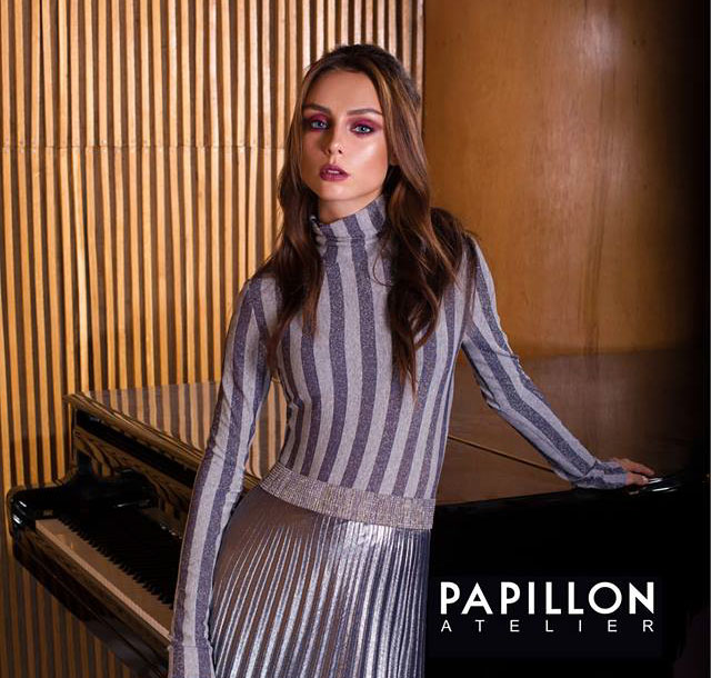 Papillon Collection Fall/Winter 2017