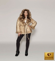 Parys Furs Ryszard Matusiak Collection Spring 2016