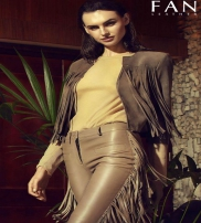FAN LEATHER Collection Spring/Summer 2016