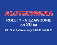 Alutechnika Serwis Rollershutters Awnings Blinds