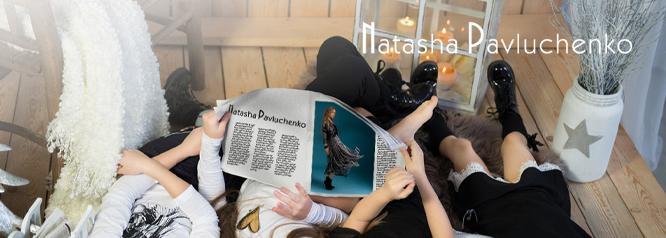 Natasha Pavluchenko Collection  Fall/Winter 2017