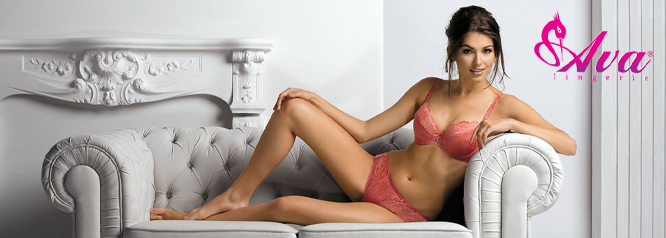 Ava Lingerie Collection   2017